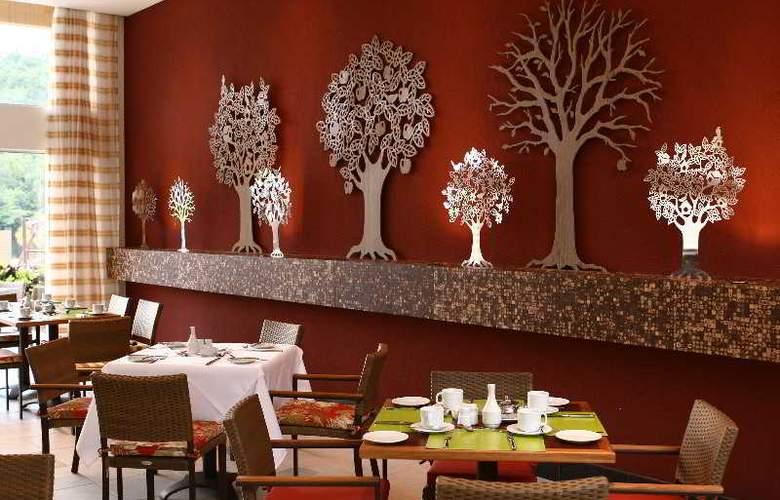 Promenade Angra Marina & Convention - Restaurant - 44