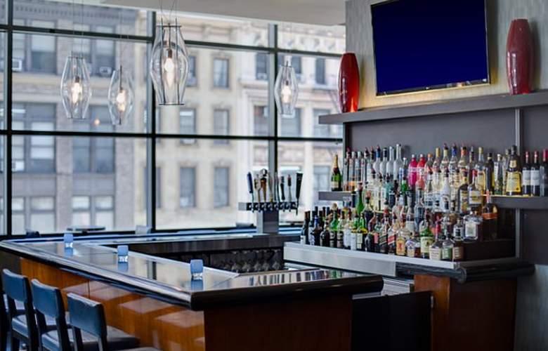 Marriott Residence Inn at Times Square - Bar - 1