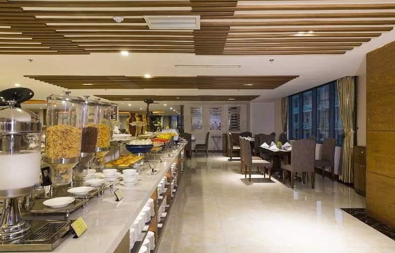 Muong Thanh Nha Trang Centre Hotel - Restaurant - 87