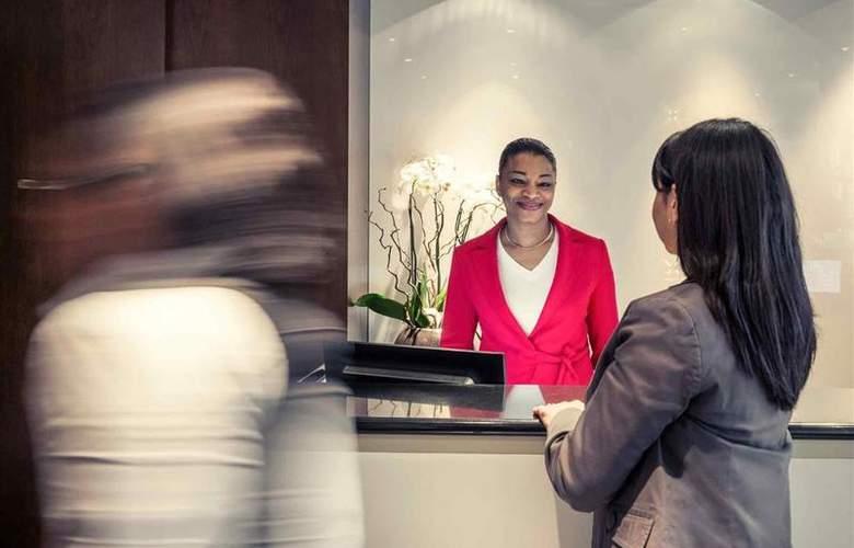 Mercure Paris Saint-Lazare Monceau - Hotel - 24