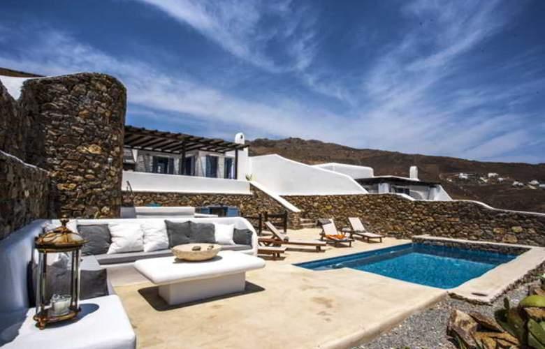 Mykonos Panormos Villas - Pool - 1