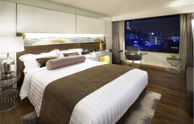 Lotte Seoul - Room - 3