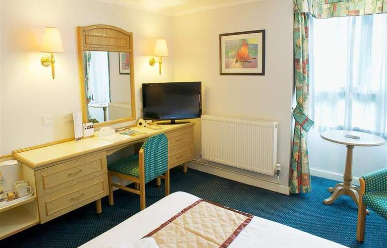 Best Western The Watermill - Room - 118