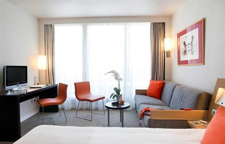 Novotel La Grande Motte - Room - 56