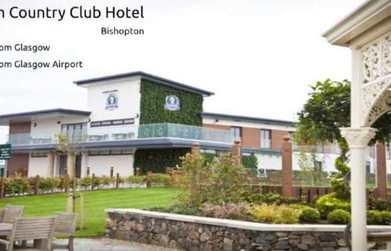 Ingliston Country Club Hotel - Hotel - 4