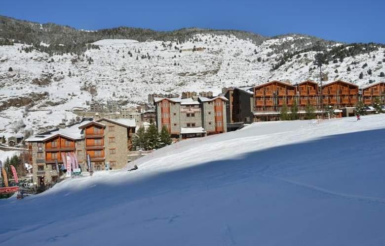 Apartamentos Nòrdic (Del Clos) - Hotel - 0
