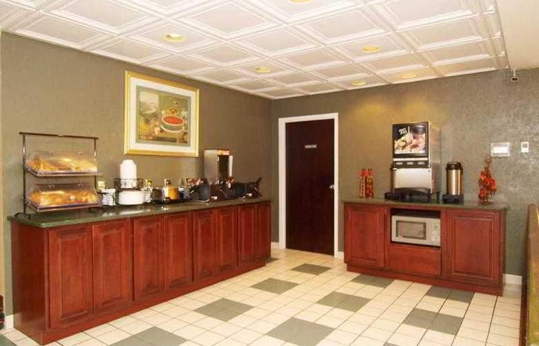 Best Western Salisbury Plaza - Restaurant - 30
