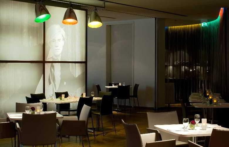 Art'otel Berlin Kudamm - Restaurant - 6