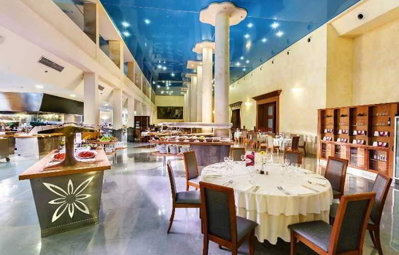 Occidental Lanzarote Mar - Restaurant - 23