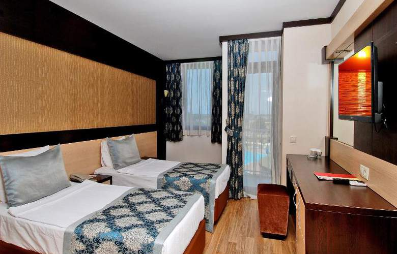 Maya World Hotel Belek - Room - 37
