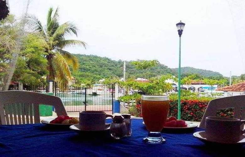 Marina Resort - Restaurant - 20
