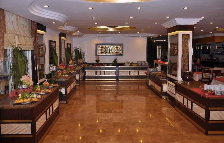 Kleopatra Ada Hotel - Restaurant - 7