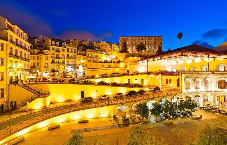 Americano Inn Rosio - Hotel - 3