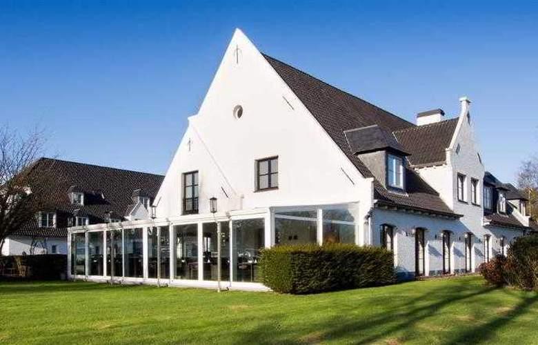 BEST WESTERN PREMIER Weinebrugge - Hotel - 30
