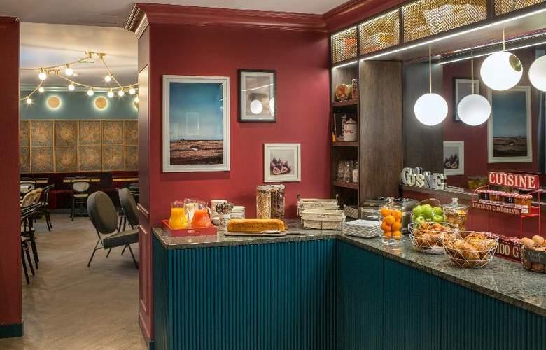 Ibis Styles Paris Nation Cours de Vincennes - Meals - 2