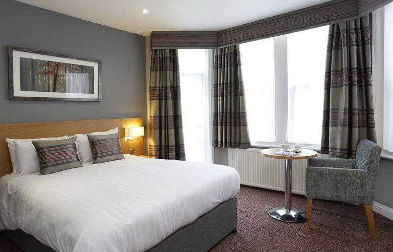 Best Western Linton Lodge Oxford - Hotel - 3