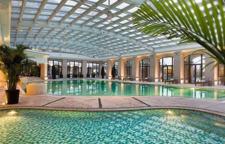 Sofitel Shanghai Sheshan Oriental - Hotel - 58