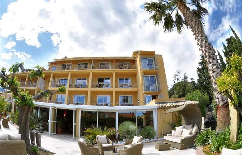 Best Western Hotel Montfleuri - Hotel - 77
