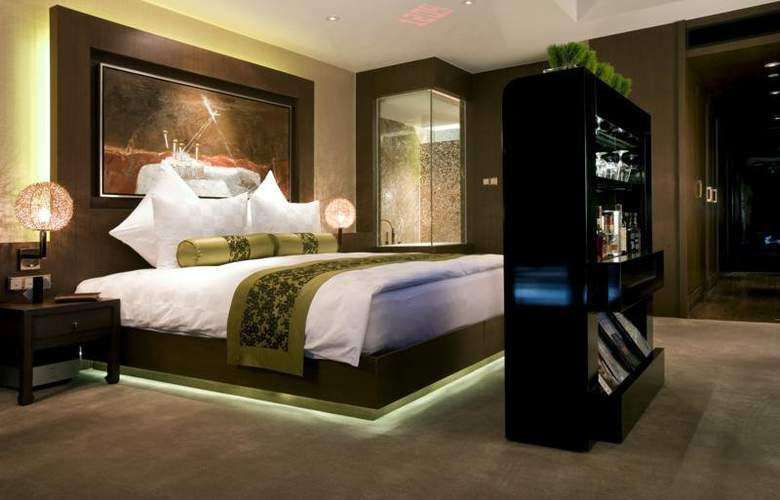 Pudi Boutique Hotel Fuxing Park Shanghai Xintiandi - Room - 9