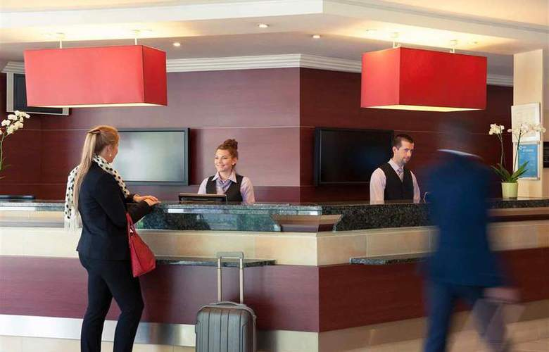 Mercure Brussels Airport - Hotel - 29