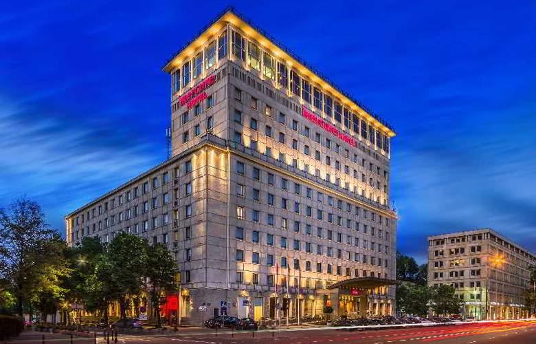 Mercure Warszawa Grand - Hotel - 9