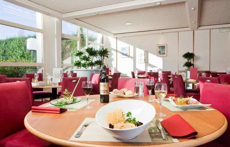 Mercure Paris Sud Les Ulis-Courtaboeuf - Restaurant - 27