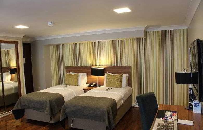 Best Western Mornington Hotel London Hyde Park - Hotel - 19
