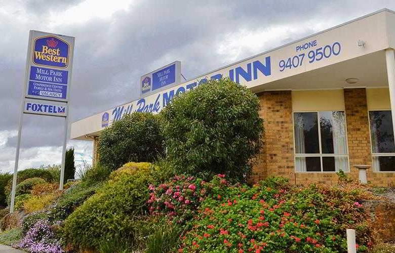Best Western Mill Park Motel - Hotel - 12