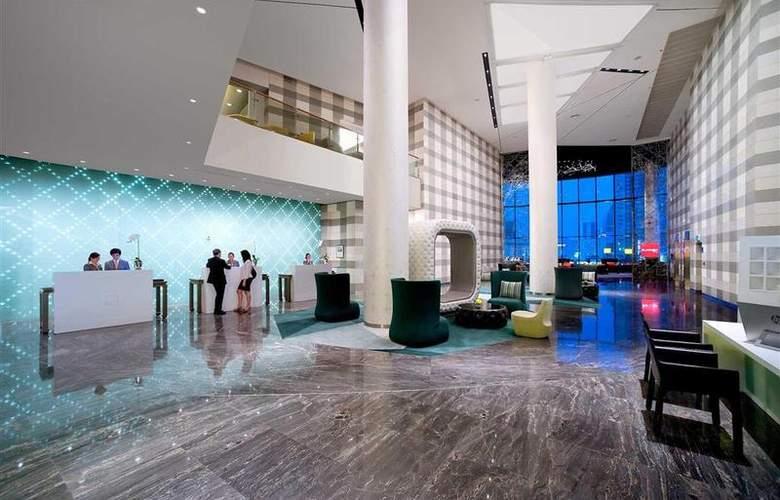 Novotel Bangkok Platinum - Hotel - 39