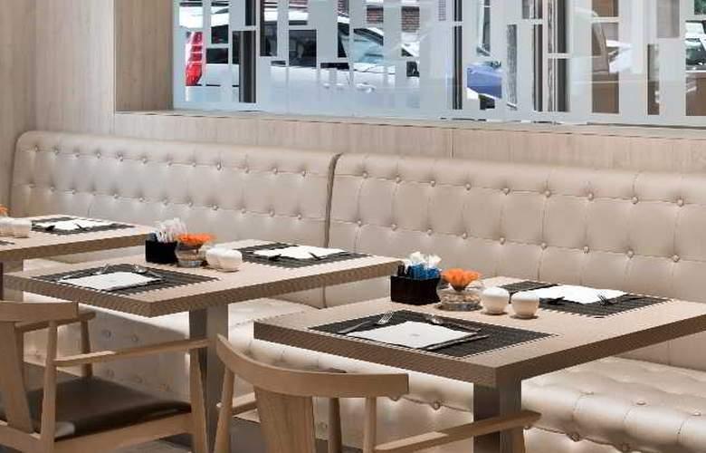 NH Madrid Zurbano - Restaurant - 31