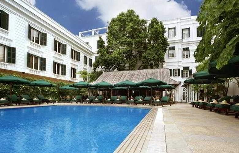Sofitel Legend Metropole Hanoi - Pool - 7