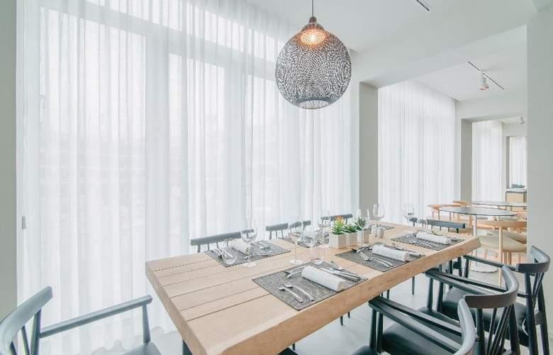 Aqualuz - Suite Hotel Apartments - Restaurant - 22