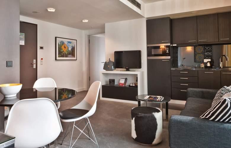 Adina Apartment Hotel Berlin Hackescher Markt - Room - 9