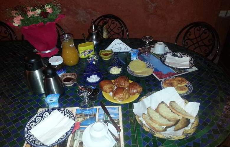 Riad Assalam - Restaurant - 1