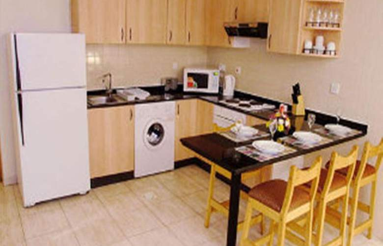 Oasis Court Hotel Apartment - General - 2