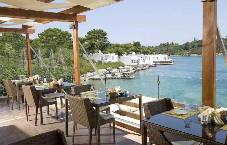Minos Beach - Restaurant - 25