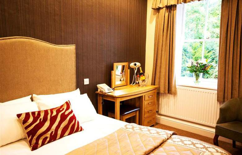 Best Western Glenridding - Room - 12