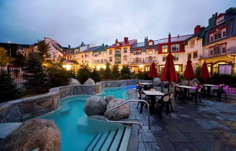 Homewood Suites by Hilton Mont-Tremblant Resort - Terrace - 23
