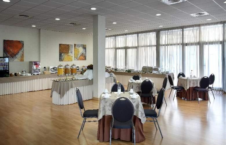 Exe Sevilla Palmera - Restaurant - 19