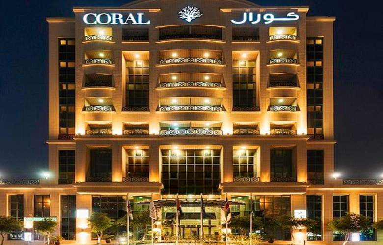 Coral Deira Dubai - Hotel - 8