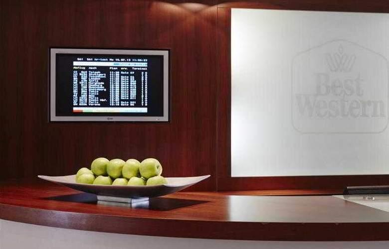 Best Western Macrander Frankfurt Kaiserlei - Hotel - 26
