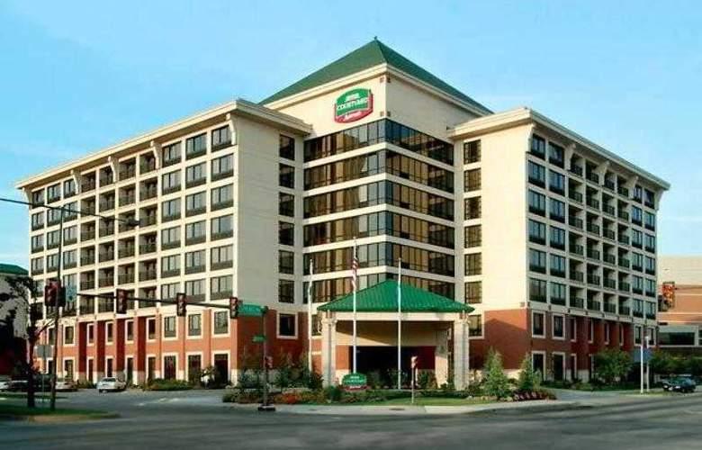 Courtyard Oklahoma City Downtown - Hotel - 0