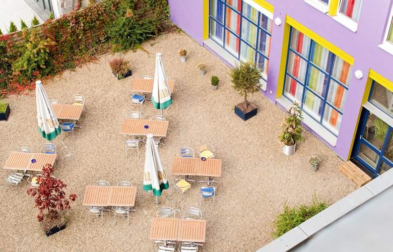 Ibis Styles Hotel Aachen City - Terrace - 14