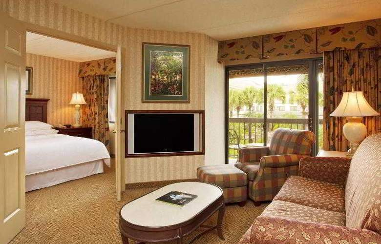 Sheraton Suites Orlando Airport - Room - 16