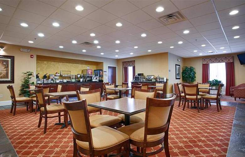 Best Western Plus Piedmont Inn & Suites - Restaurant - 65