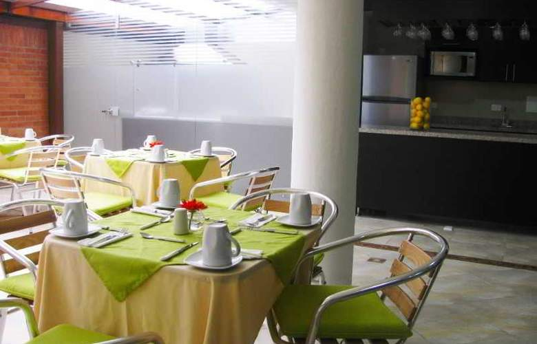 Regency Suites - Restaurant - 10