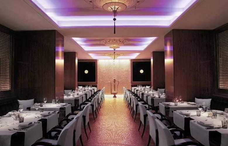 Le President Wilson - Restaurant - 28