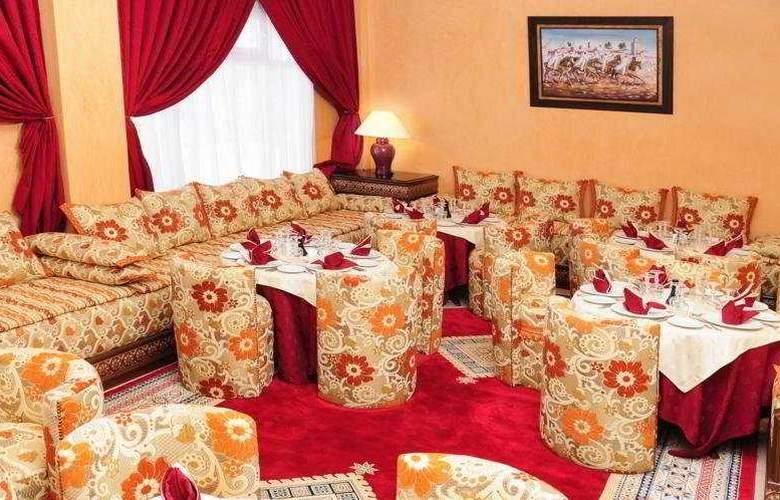 Tildi Hotel - Restaurant - 7