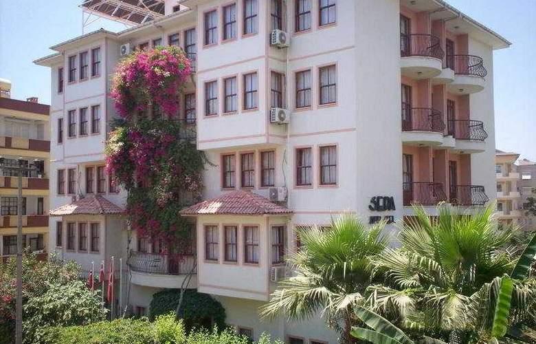 Seda Apart Hotel - Hotel - 0