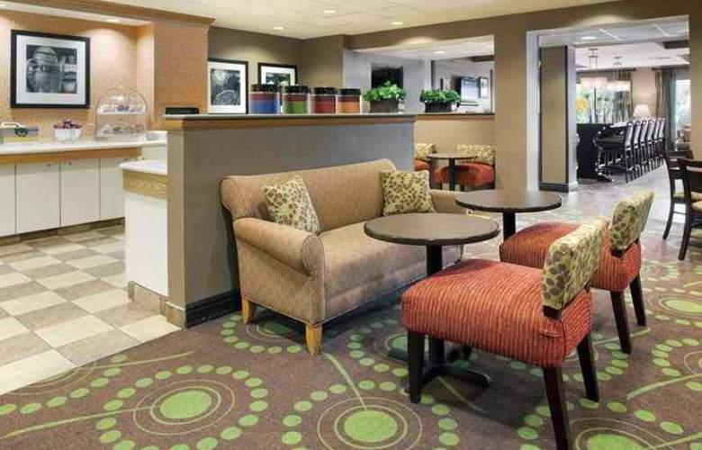 Hampton Inn Iowa City/Coralville - Hotel - 4